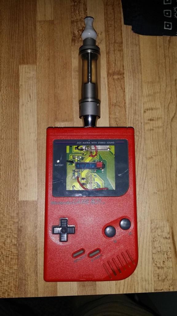 Ezigaretten Mods - Die schönsten Ezigaretten im Nintendo Spielekonsolen Design!